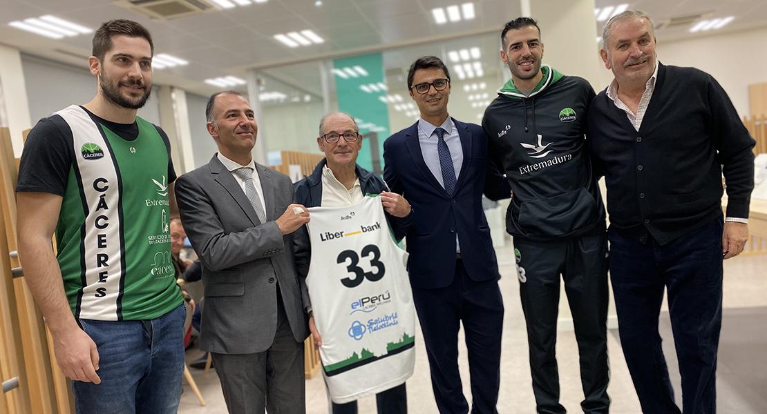 El Cáceres Patrimonio se enfrentará a una de las revelaciones de la liga