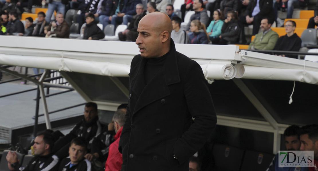 """Mehdi Nafti: """"Hemos hecho demasiado poco para llevarnos los tres puntos"""""""