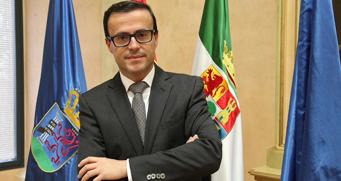 Gallardo es nombrado vicepresidente de la Organización Iberoamericana de Cooperación Intermunicipal