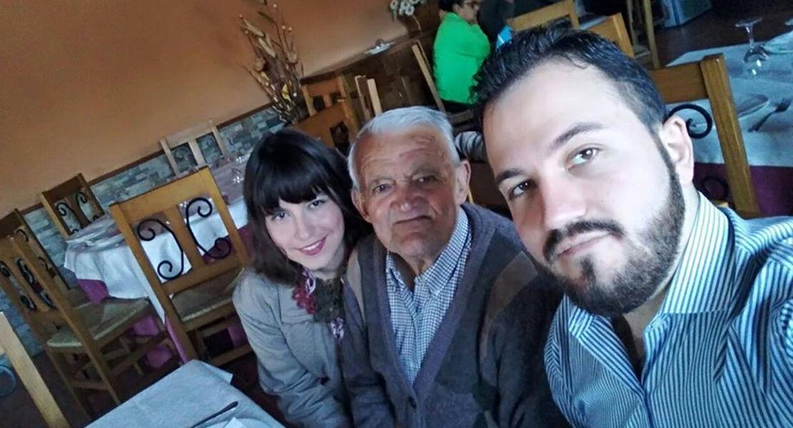 Melchor, el anciano de la Codosera que cumple 100 años el seis de enero