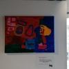 Down Mérida muestra en la Asamblea una exposición de pintura