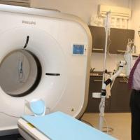 El Hospital Tierra de Barros cuenta ya con un TAC de última generación