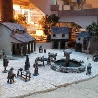 Mérida muestra su belén compuesto con más de 240 figuras