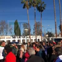 Más de 100 vecinos de Balboa ayudan en la búsqueda del desaparecido en Talavera
