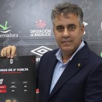 El CD. Badajoz busca los 10.000 abonados y ascender a Segunda División