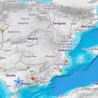 Nuevo temblor en las cercanías de Cheles (Badajoz)