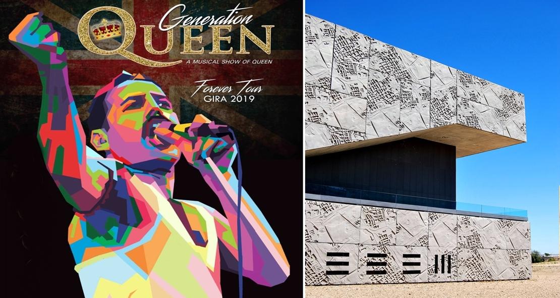 Mérida acogerá el musical 'Queen Generation'
