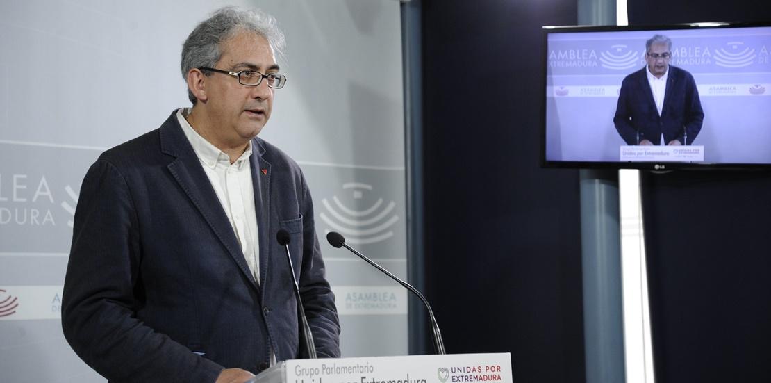 """PGEx: UpE pide contratar más sanitarios y acabar con la """"hemorragia"""" social"""