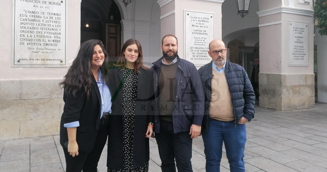 """Cs se propone frenar el """"estancamiento socioeconómico"""" que sufre Mérida"""
