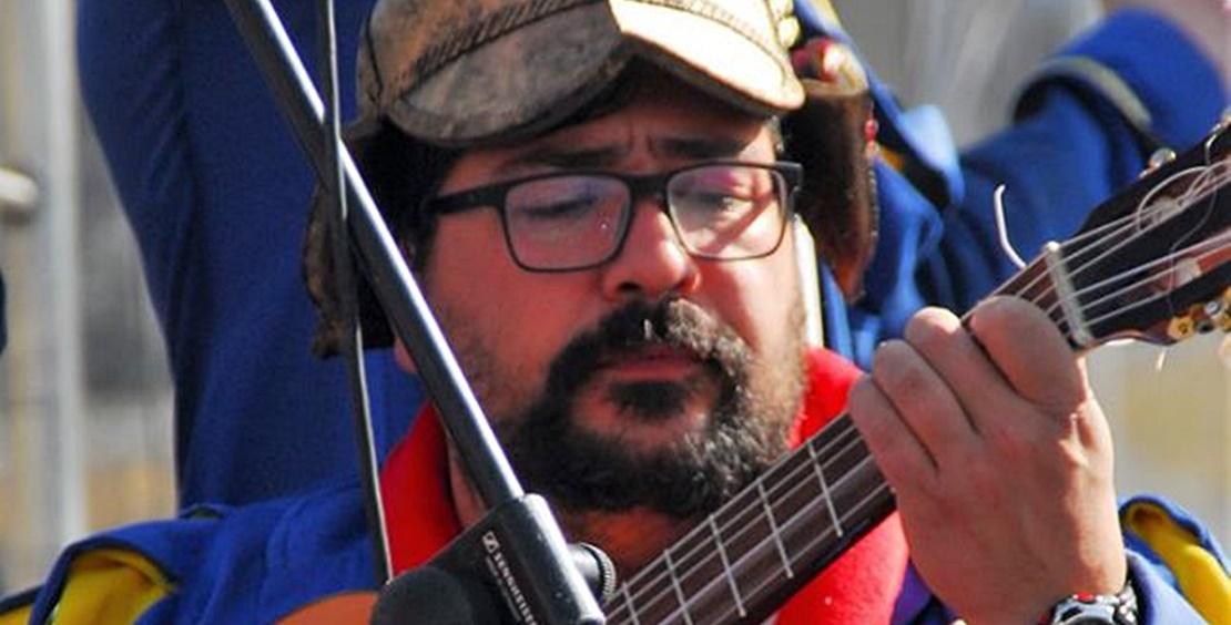 El Carnaval Romano premia a Juan Antonio Saavedra Álvarez