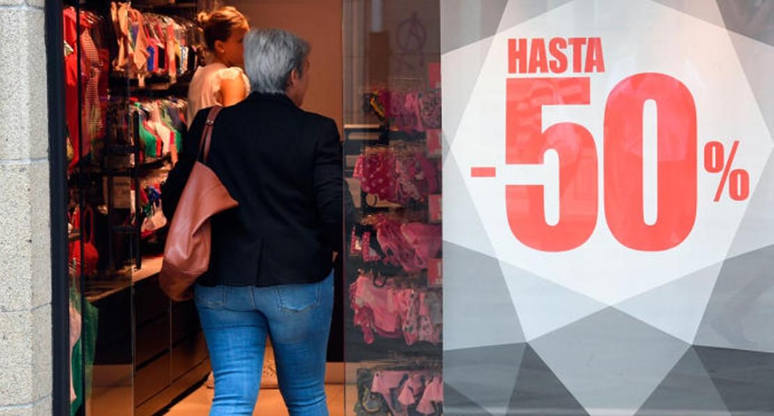 3 de cada 5 españoles compran solo porque hay rebajas