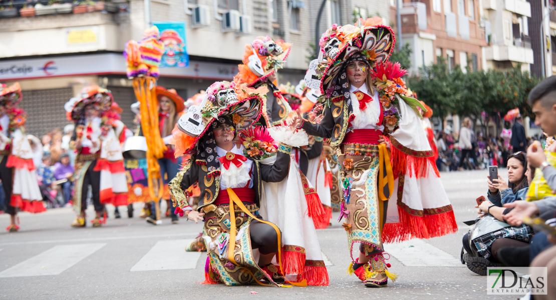 Ya se conoce el orden del Desfile de Comparsas del Carnaval de Badajoz 2020