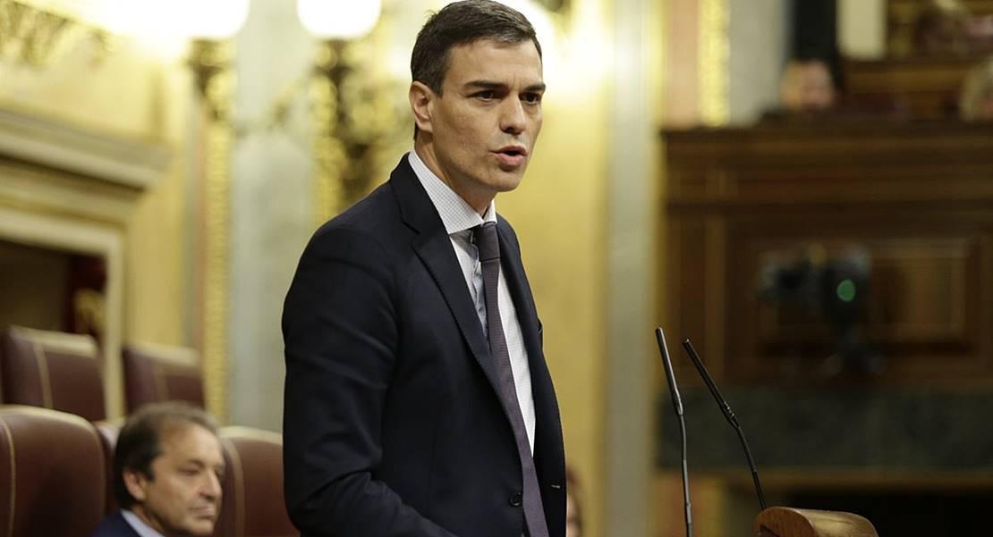 Pedro Sánchez es investido presidente del Gobierno