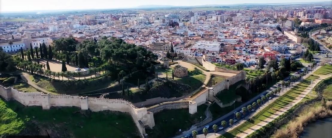 Badajoz muestra al mundo la Alcazaba Árabe más grande de Europa