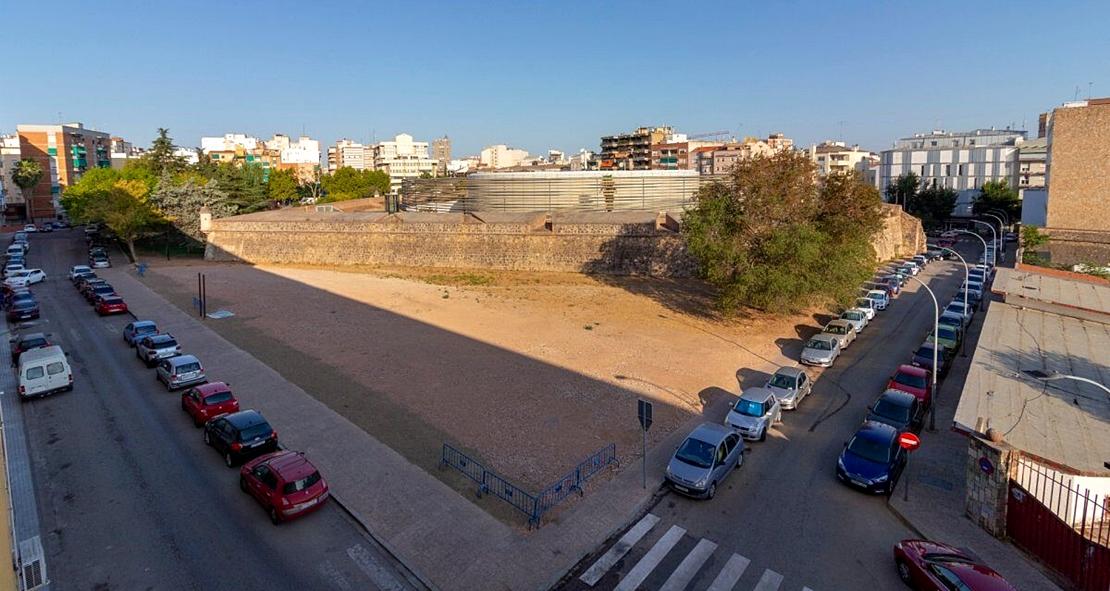 ¿Qué pasa con la calle Stadium de Badajoz?