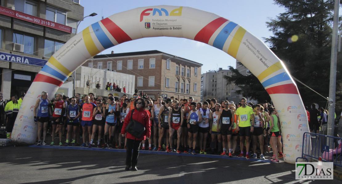 Las calles que serán cortada por la 36º Vuelta al Baluarte