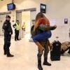 Extremadura recibe a sus familiares militares tras 6 meses en Letonia