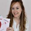 Una extremeña edita un libro para enseñar a los más pequeños sobre primeros auxilios