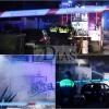 Una explosión e incendio en el transformador deja a oscuras a Las 800