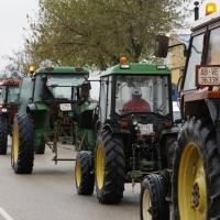Convocan una tractorada ante Agroexpo para denunciar las políticas agrarias de la Junta