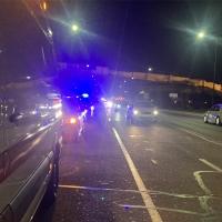 Heridas dos mujeres en un accidente de tráfico en Badajoz