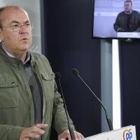 """Monago pide a Vara que retire los presupuestos porque son """"falsos"""""""