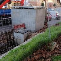MÉRIDA - Consiguen instalar contenedores soterrados esquivando los restos arqueológicos