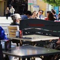 Crece el sector servicios en Extremadura