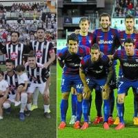 El CD. Badajoz recibirá al Eibar en Copa del Rey