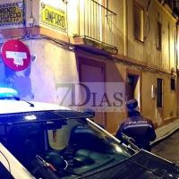 Amenazan a un joven con una navaja y le roban en el Casco Antiguo de Badajoz