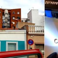 Los Bomberos de Badajoz realizan dos rescates y una intervención con un menor