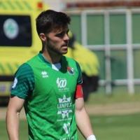 """Alberto Delgado, autor del gol que eliminó al Cacereño en Copa del Rey, se siente """"en deuda"""" con su equipo"""