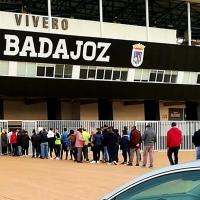 CD. Badajoz - Eibar: Más de 5000 entradas vendidas en 3 días
