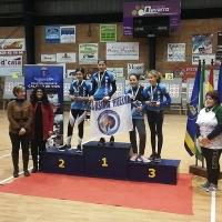 La emeritense Margarita Moreno se proclama campeona de Andalucía de arco recurvo