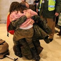 Regresa de Letonia el primer contingente de militares extremeños