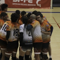 Imágenes del Pacense Voleibol 3 - 0 Collado Villalba