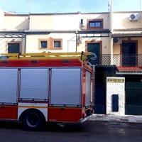 Fallece la mujer herida en un incendio de vivienda en la provincia de Badajoz