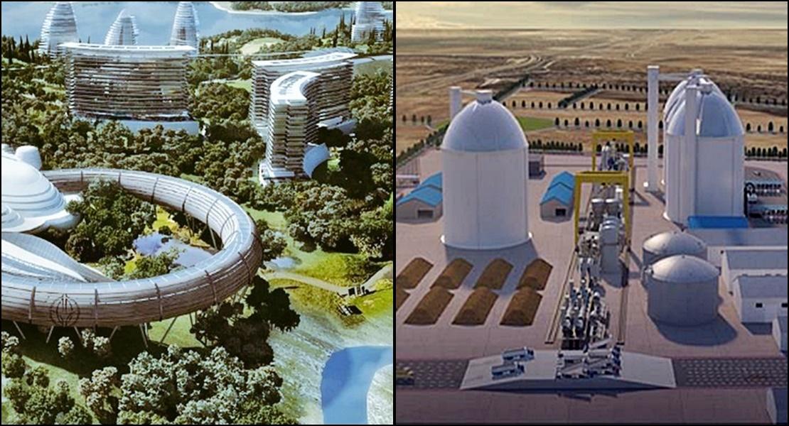 ¿Qué ha sido de la Azucarera de Mérida o Elysium City?