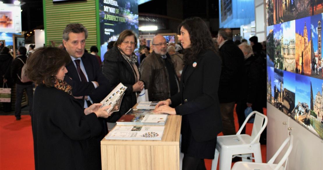 Las Ciudades Patrimonio de la Humanidad se promocionan en Belgica