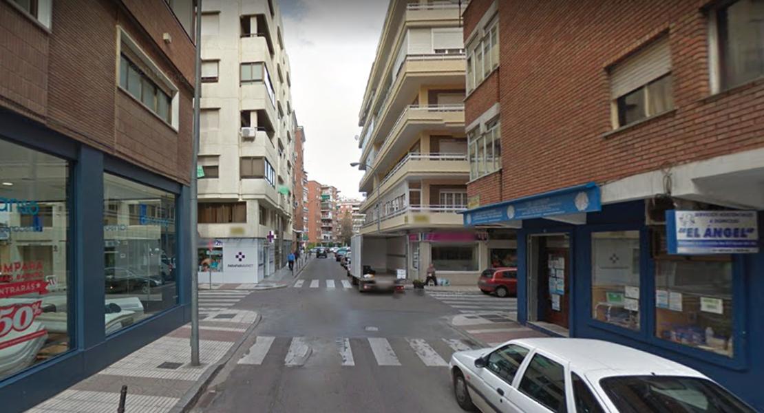 Detienen a la mujer que robó a una anciana provocando que fuera ingresada en el hospital en Badajoz