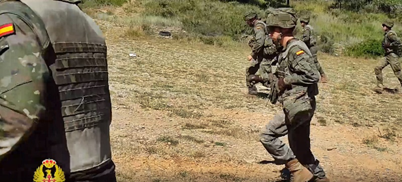 Fallece un soldado del Ejército de Tierra mientras participaba en una jornada de instrucción