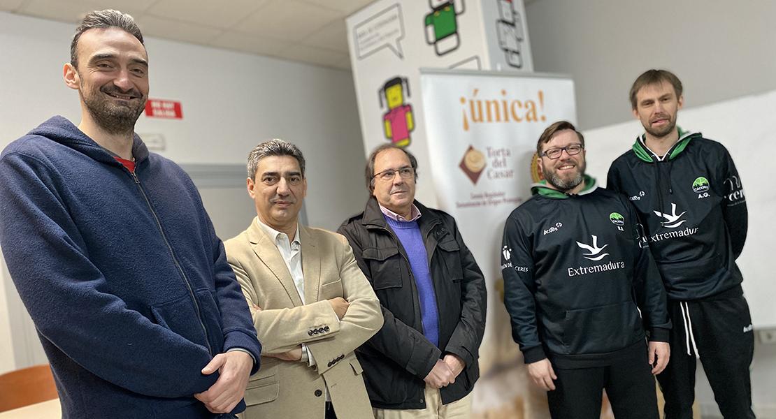 El Cáceres Patrimonio recibe a un reforzado Melilla Baloncesto