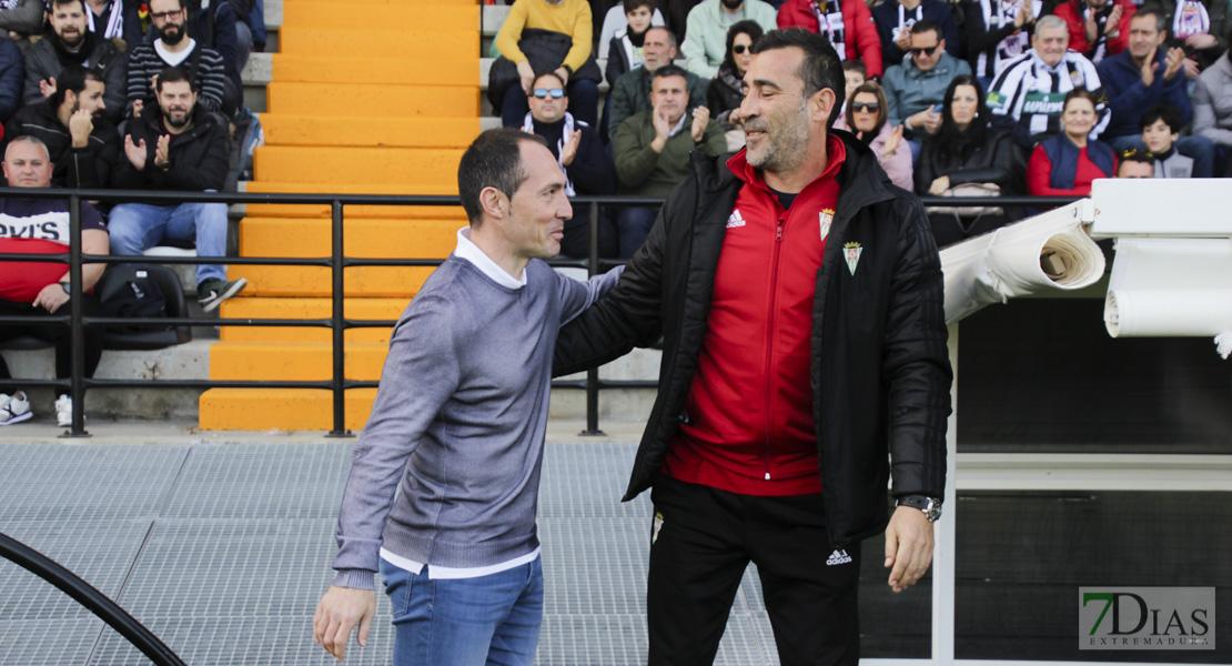 Imágenes del CD. Badajoz 0 - 1 Córdoba
