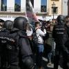 Batalla campal en Mérida