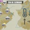 Por fin volverá la lluvia a Extremadura