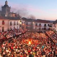 La comunidad taurina valenciana concede un premio a una fiesta extremeña