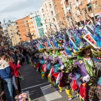 Vídeo resumen de cómo ha sido el Entierro de la Sardina en Badajoz