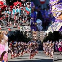 DESFILE - Cinco primeros premios del Desfile de Comparsas del Carnaval de Badajoz