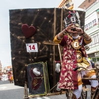 Lancelot vence en el Desfile de San Roque