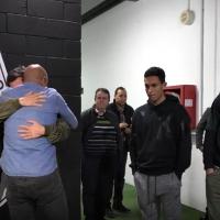 VÍDEO: Emotiva despedida de Mehdi Nafti del CD. Badajoz